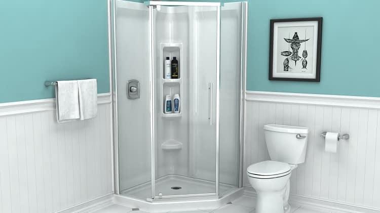 como limpar o box de vidro do banheiro faça você mesmo dicas hidroclean